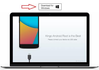 Kingo root for windows 7