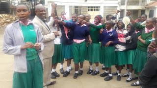Ken Nyale to unpack the current kilifi Senator Judge Steward Madzayo. PHOTO | KEN