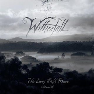 "Το single των Witherfall ""The Long Walk Home (December)"""