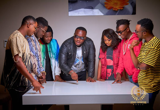 Kaywa's Highly Spiritual Music Unveils 5 New-signed Artistes