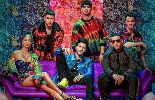 Sebastian Yatra & Daddy Yankee & Natti Natasha & Jonas Brothers - Runaway