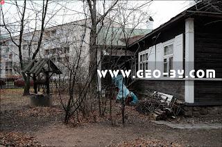 Минск. Домик-музей Богдановича
