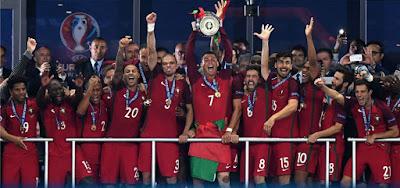 Daftar Juara Piala Eropa
