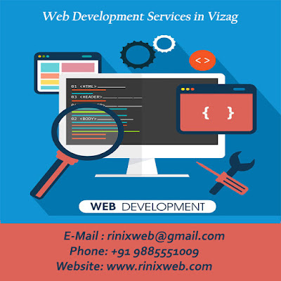 Web Development Services in Vizag