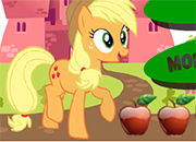 Applejack Apple Collector