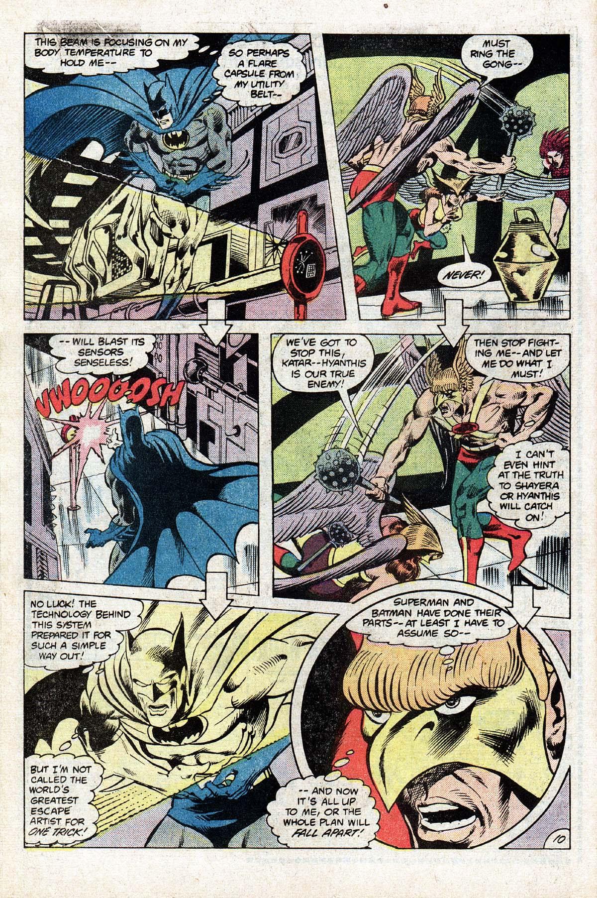 Read online World's Finest Comics comic -  Issue #278 - 11
