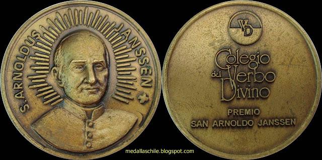 Premio San Arnoldo Janssen (Verbo Divino)