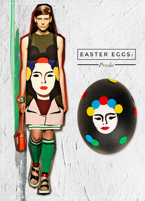 uova di pasqua decorate prada prada easter eggs uova di pasqua fashion uova di pasqua ispirate alle collezioni viste in passerella uova di pasqua decorate stilisti fashion easter eggs uova di pasqua celine celine easter eggs mariafelicia magno fashion blogger color block by felym fashion blog italiani fashion blogger italiane fashion blogger milano blogger italiane