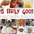 Halloween Snacks