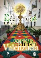 Fiesta del Corpus Christi 2016 - Valenzuela