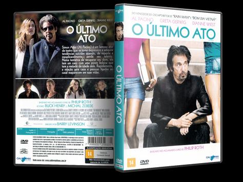 Capa DVD O Último Ato (Oficial)