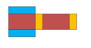 gambar jaring jaring balok 1