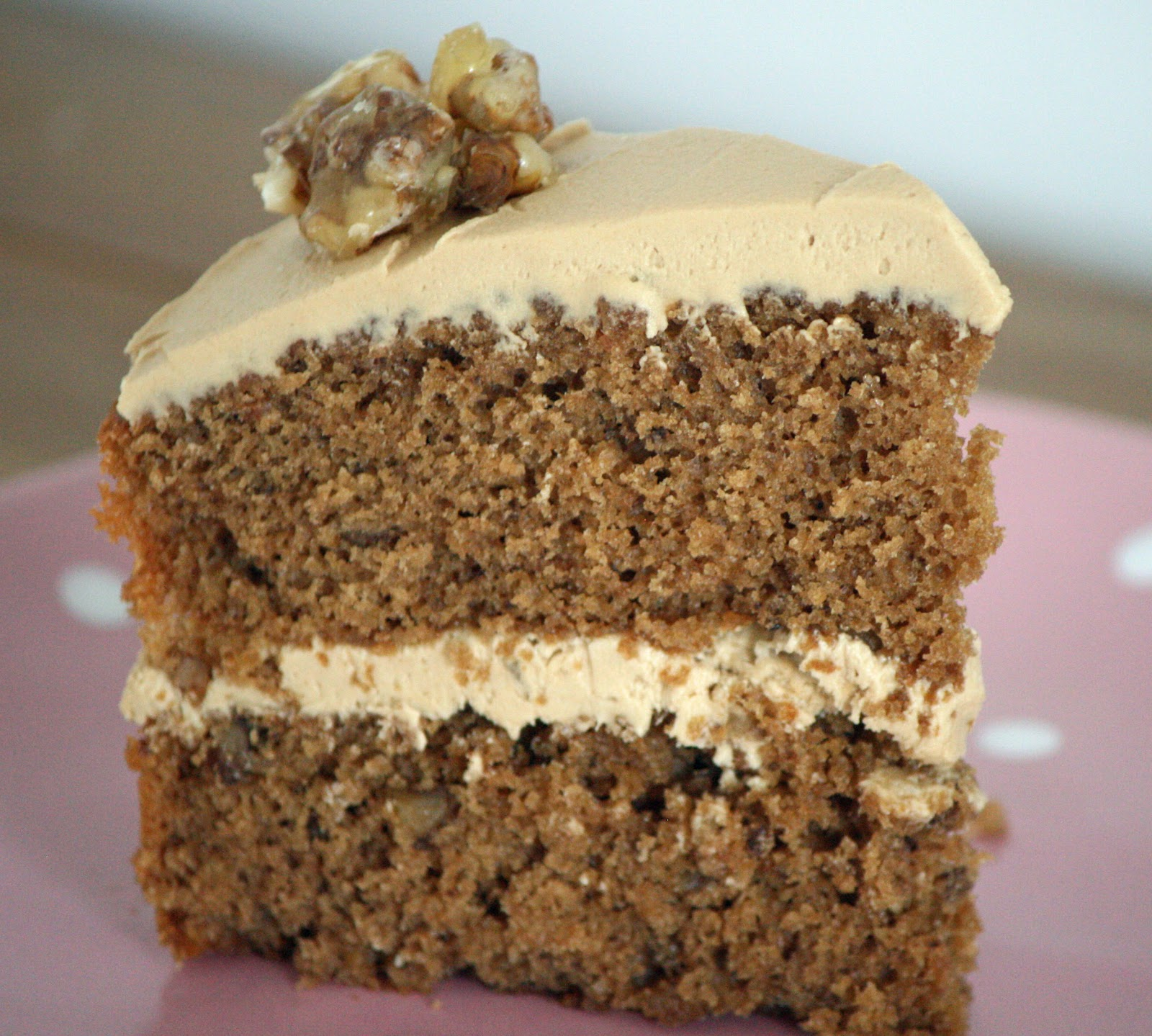 Lauralovescakes...: Weekly Bake-Off: Hokey Pokey Coffee Cake