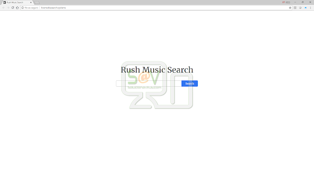 Livemediasearch.systems (Rush Music Search)