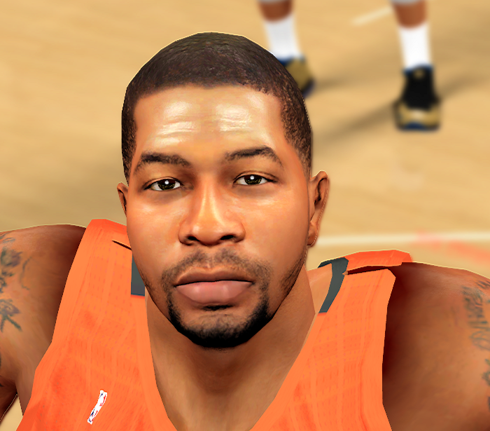 NBA2K14 PC Patch Mod Next-Gen Face