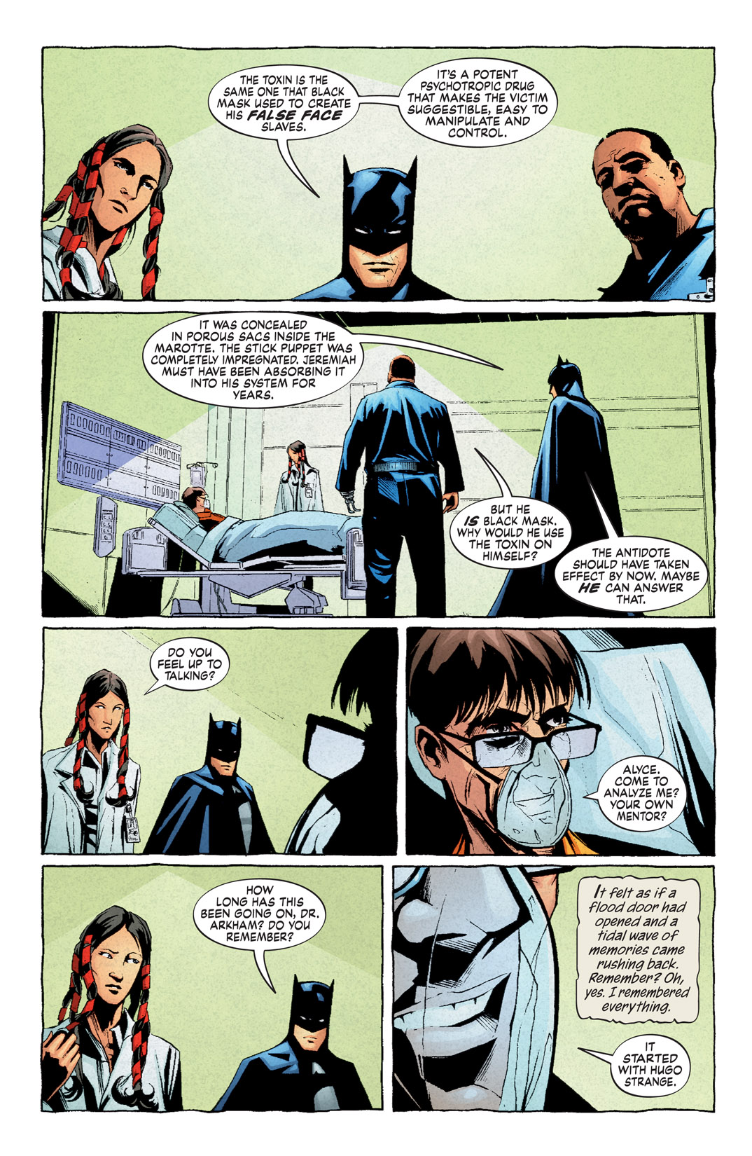 Detective Comics (1937) 865 Page 6