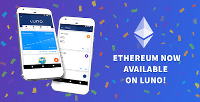 Enat DigitalBiz @ Ethereum on Luno