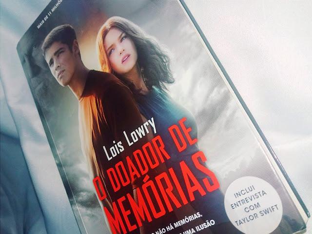 O Doador de Memórias é um livro distópico e muito comentado