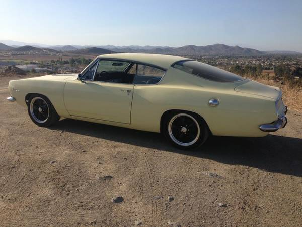 1967 Plymouth Barracuda 440 Buy American Muscle Car