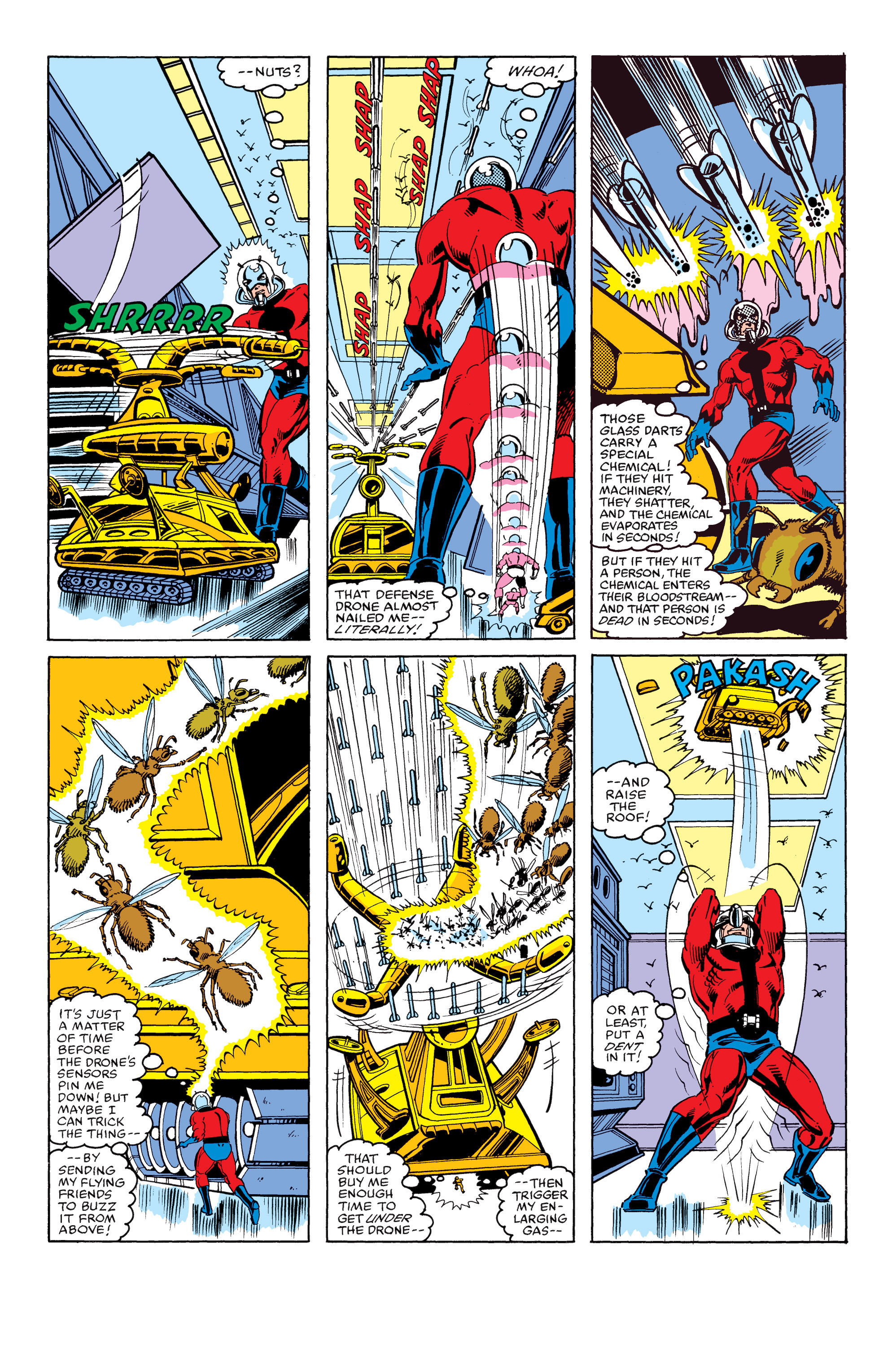 Read online Ant-Man comic -  Issue #Ant-Man _TPB - 176