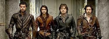 4 Musketeers | BBC | Tarot Knights