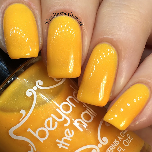 beyond the nail astronomical swatch