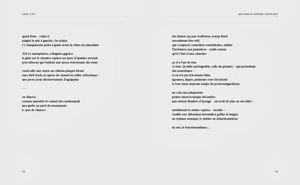 Criture - Arno Calleja
