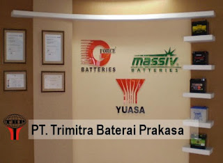 Info Loker SMK Terbaru Jakarta PT Trimitra Baterai Prakasa Bagian Operator Maintenance