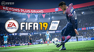 FIFA 19 MOD PES Android Offline 500 MB Best Graphics