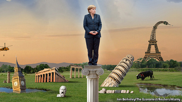 Η Γερμανία επιβάλλει κανόνες που η ίδια δεν εφαρμόζει