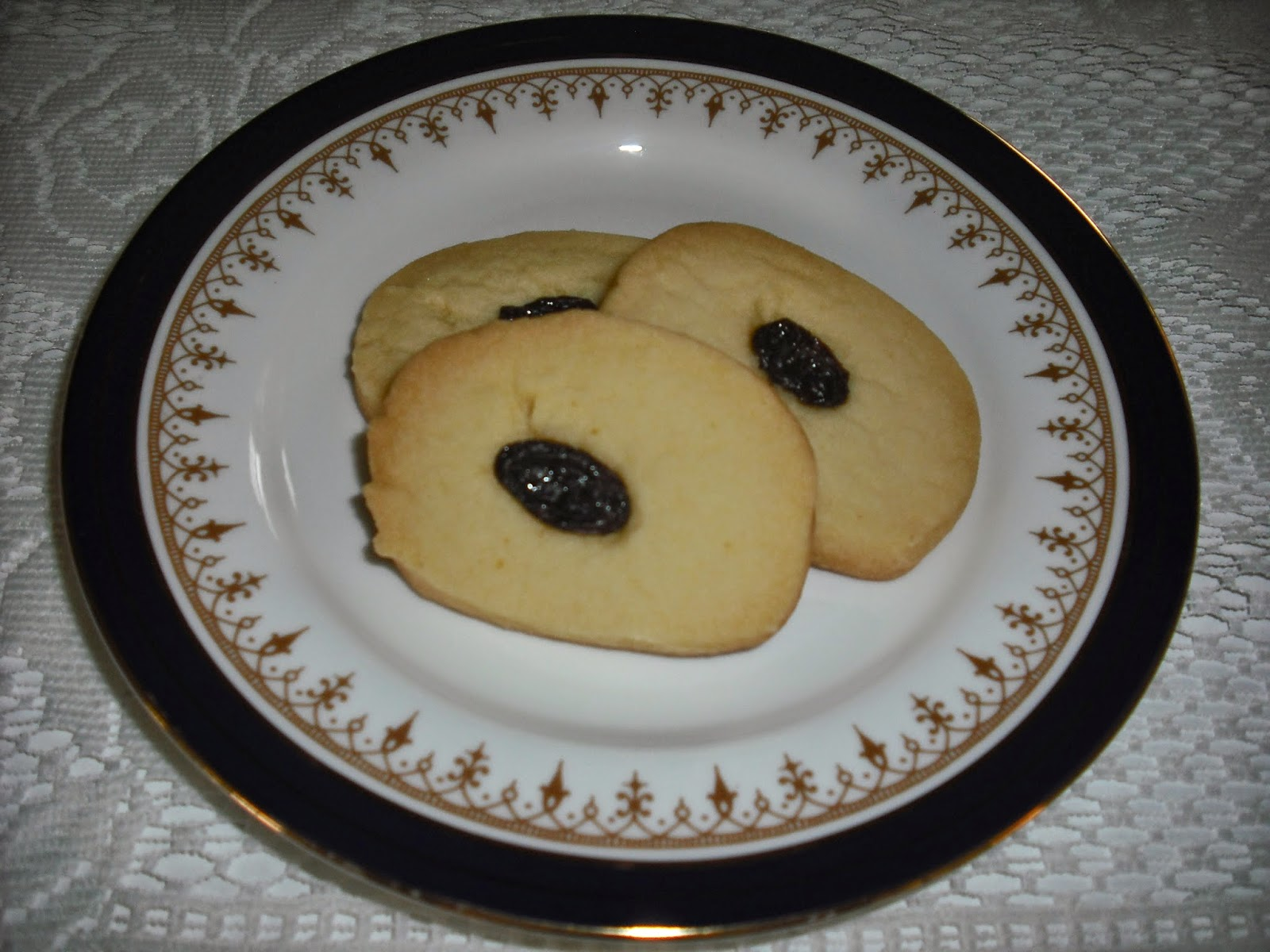 Cookies Butter Cookies Recipe By Durkee