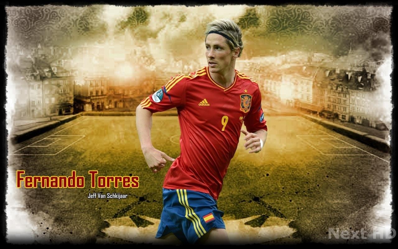 Fernando Torres Wallpaper 2012 - 2013
