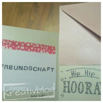 www.kleiner-kreativblog.de: Karten