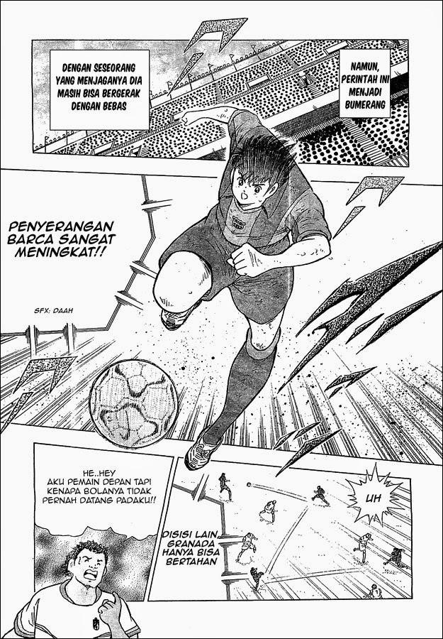 Captain Tsubasa – Rising Sun Chapter 01-26