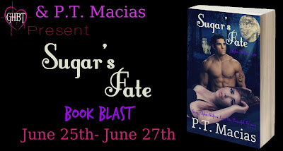 Book Blast! Sugar's Fate by P. T. Macias