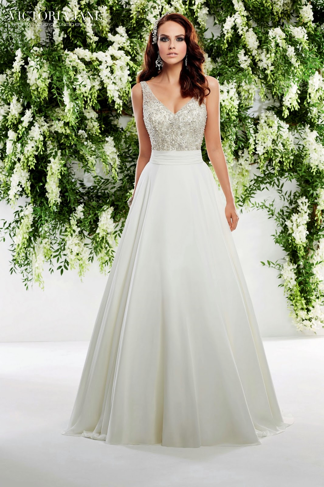 781fce2e56 The collection focuses on flattering shapes including stylish fish tale  silhouettes, subtle A-lines and full skirted traditional wedding gowns, ...