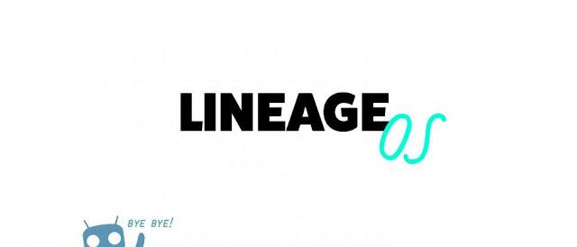 LineageOS, anteriormente CyanogenMod, inicia 2017 com um novo logotipo