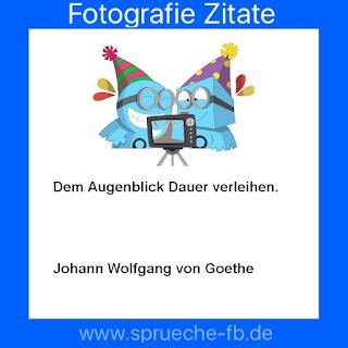 Johann Wolfgang von Goethe Zitate