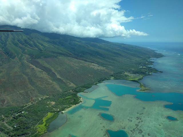 Один из Гавайских островов