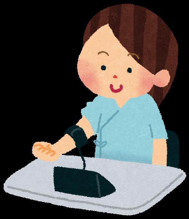 「フリーイラスト 血圧」の画像検索結果