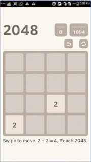 Game 2048 Classic App