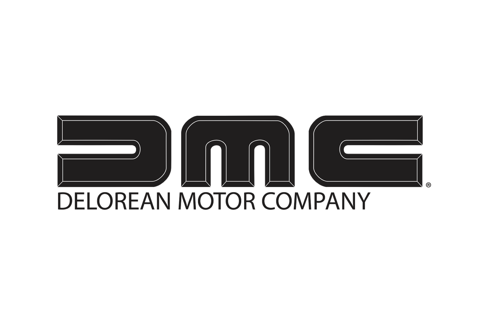 delorean motor company logo. Black Bedroom Furniture Sets. Home Design Ideas