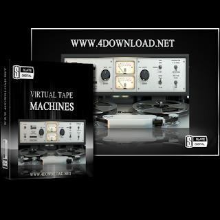 Slate Digital - Virtual Tape Machines  Full version