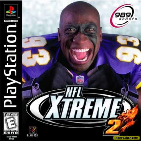 NFL Xtreme 2 - PS1 - ISOs Download