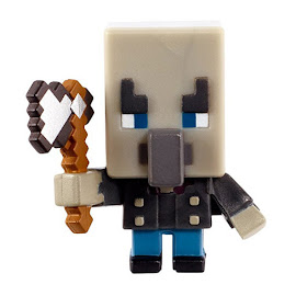 Minecraft Series 10 Vindicator Mini Figure