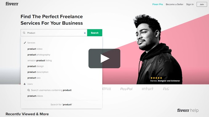 Learn More About Fiverr Gigs - How Fiverr Works?