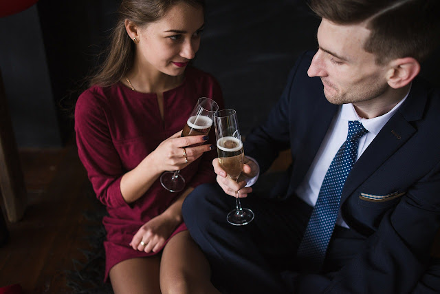 Overcoming Shyness on a first date