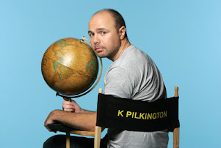 Karl Pilkington in An Idiot Abroad