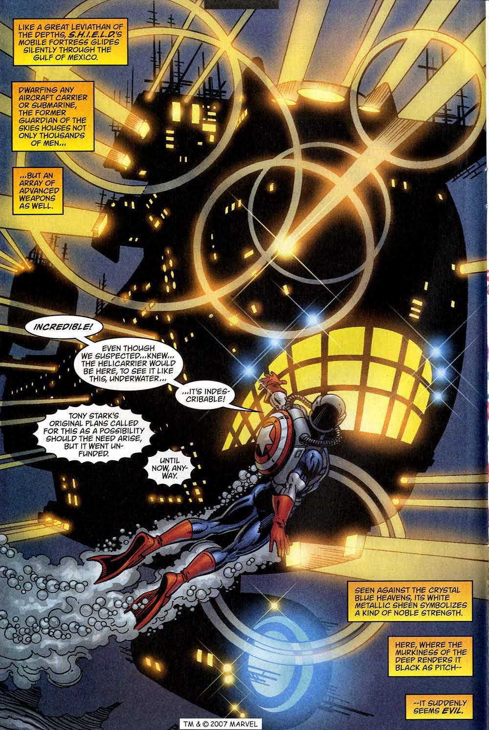 Captain America (1998) Issue #46 #53 - English 10