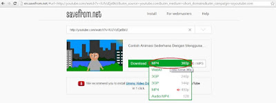 Cara Mendownload Video Youtube Gratis Lewat HP Android dan Laptop Tanpa Software